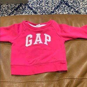 Gap baby sweatshirt